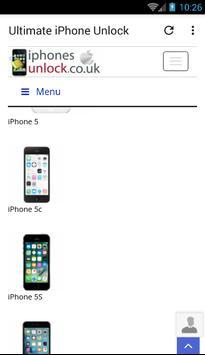 Ultimate iPhone Unlock screenshot 2