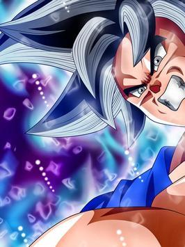 Best Ultra Instinct Goku Wallpaper Poster Apk Screenshot