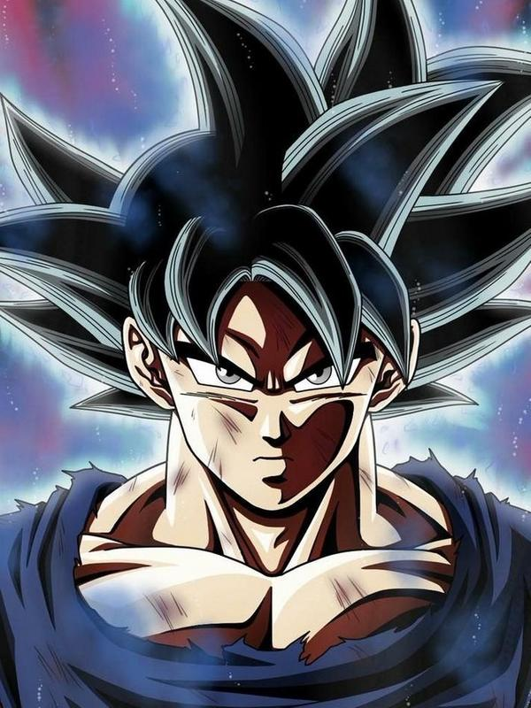 Best Ultra instinct Goku Wallpaper 4K Offline for Android ...