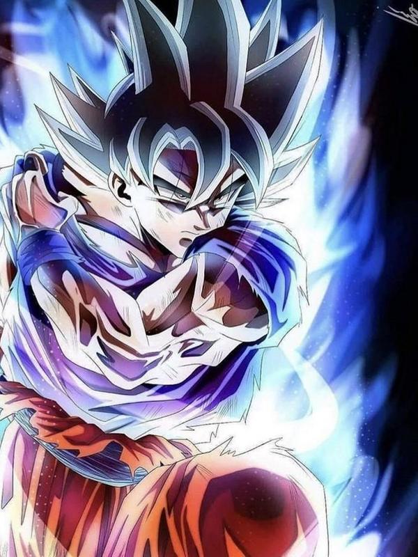 Best ultra instinct goku wallpaper 4k offline for android - Goku wallpaper 4k ...