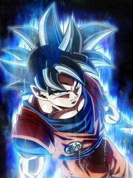 Best Ultra Instinct Goku Wallpaper 4K Offline Apk Screenshot