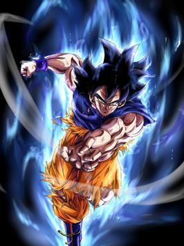 Best Ultra Instinct Goku Wallpaper HD Apk Screenshot