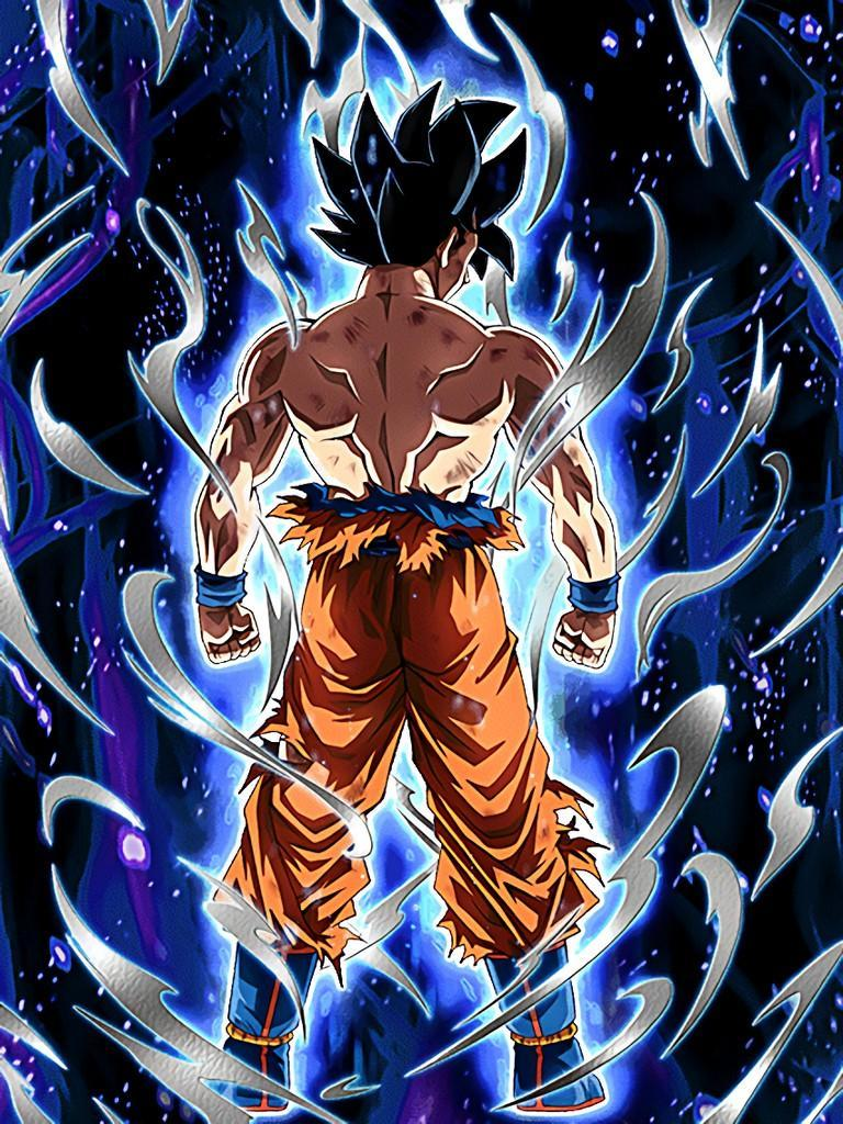 New Ultra Instinct Goku Wallpaper 4k For Android Apk Download