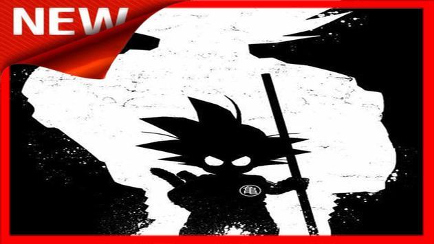 Ultra Instinct Goku HD Wallpaper screenshot 1