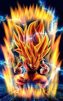 Ultra instinct Goku Wallpaper screenshot 1