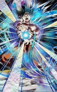 Ultra instinct Goku Wallpaper screenshot 2