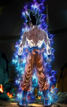 Ultra instinct Goku Wallpaper screenshot 3