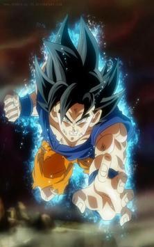 Ultra instinct Goku Wallpaper screenshot 5