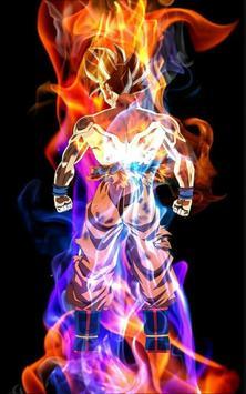 Ultra instinct Goku Wallpaper screenshot 6
