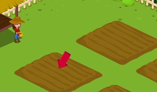 เกมส์ปลูกผัก screenshot 4