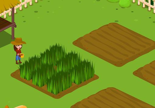 เกมส์ปลูกผัก screenshot 6