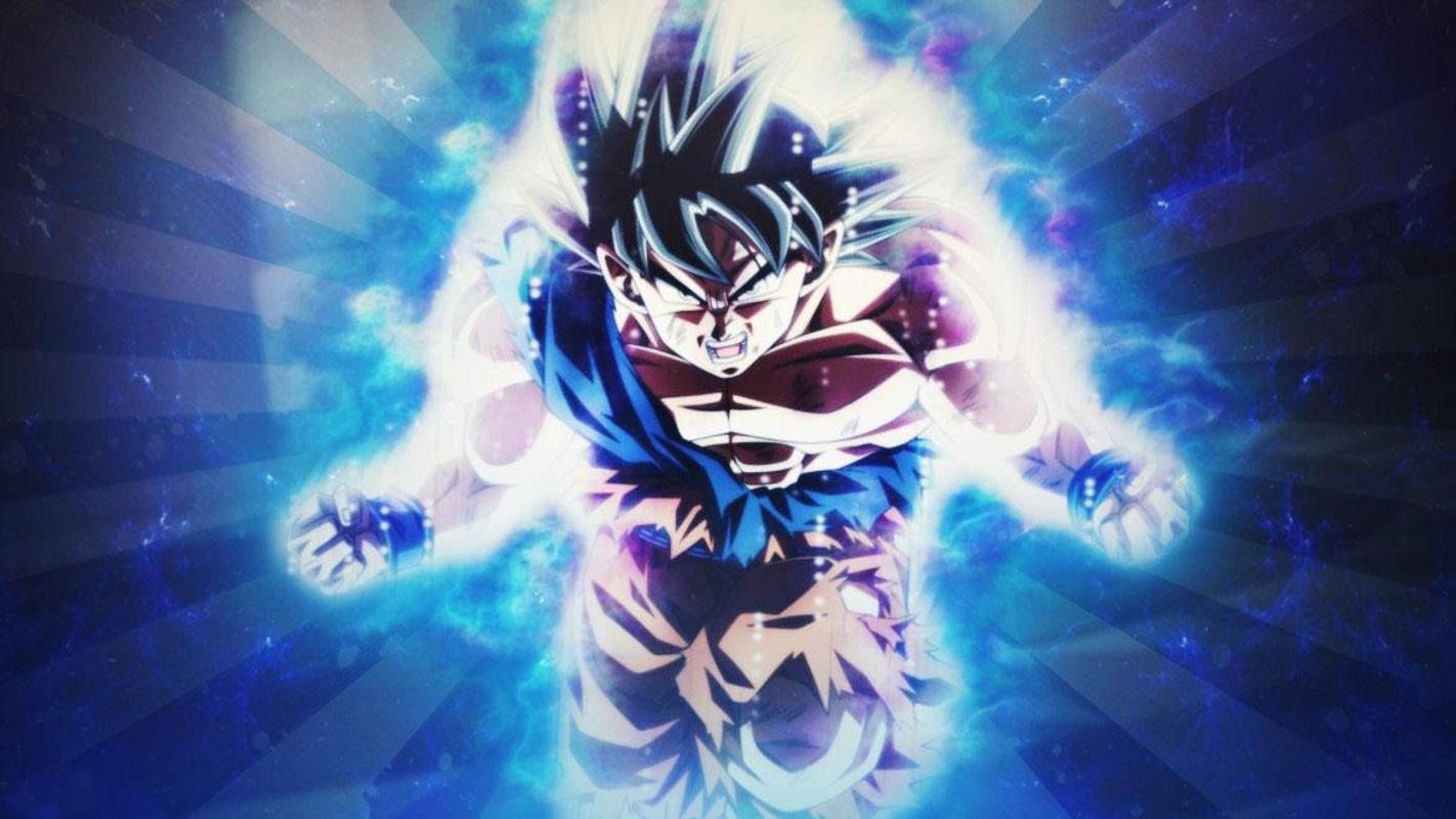 Goku Ultra Instinto Fondos De Pantalla Wallpaper: Fondo De Pantalla De Ultra Instinto Goku For Android