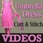 Umbrella Dress Cutting Designs icon
