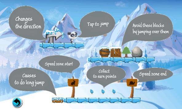 Running Panda : Advanture screenshot 8