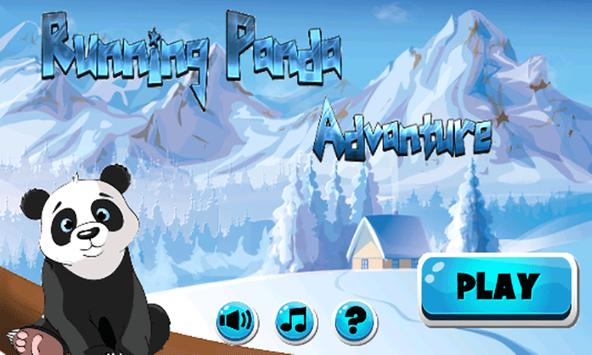 Running Panda : Advanture apk screenshot