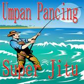 Umpan Pancing Super Jitu icon
