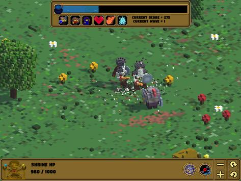 Defenders of the Vox - RTS screenshot 1