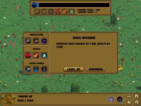 Defenders of the Vox - RTS apk screenshot