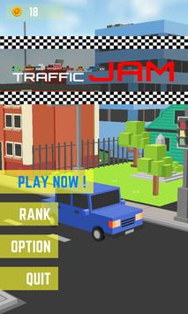 Traffic Jam - City Car Driving poster