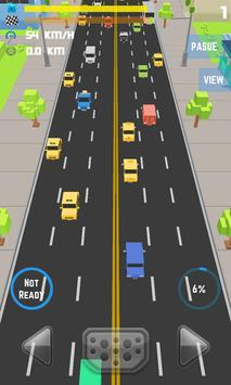 Traffic Jam - City Car Driving apk screenshot