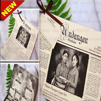 The latest wedding invitation design screenshot 1
