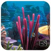 Undersea Wallpaper HD - Fanny icon