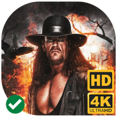 The Undertaker Wallpapers HD 4K icon