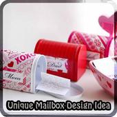UniqueMailboxDesignIdea icon