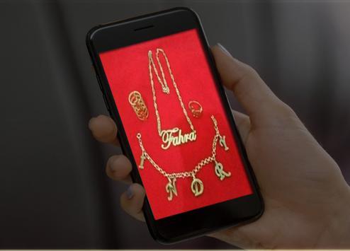 unique name necklace screenshot 2