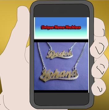 unique name necklace screenshot 5