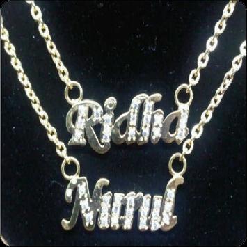 unique name necklace screenshot 8
