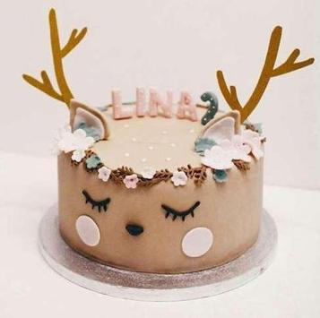Unique Cake Design poster