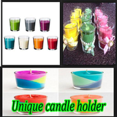 Unique Candle Holders icon