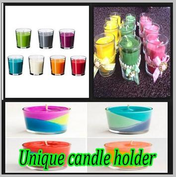 Unique Candle Holders poster