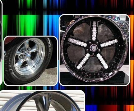 Unique Car Wheel apk screenshot