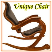 Unique Chair Design icon