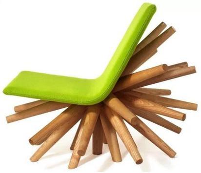 Unique Chair Design screenshot 1