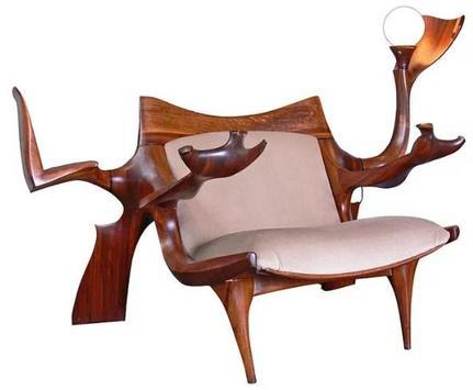 Unique Chair Design screenshot 2