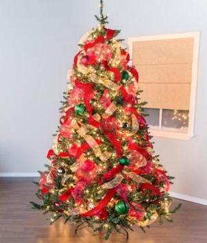 Unique Christmas Tree Design screenshot 8