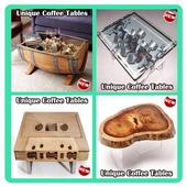Unique Coffee Tables icon