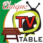 Unique TV Table icon