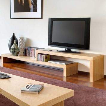 Unique TV Table poster