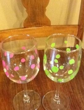 Unique  Wine Glasses screenshot 3