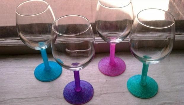 Unique  Wine Glasses screenshot 5