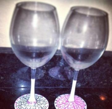 Unique  Wine Glasses screenshot 6