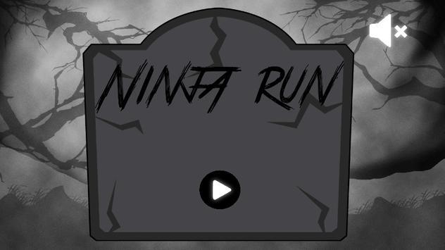 Ninja Run poster