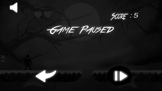 Ninja Run apk screenshot
