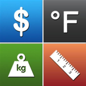 Currency Converter & Unit icon