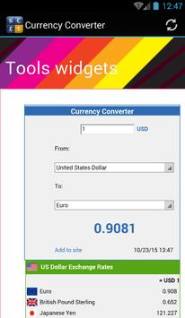Currency Converter & Unit poster