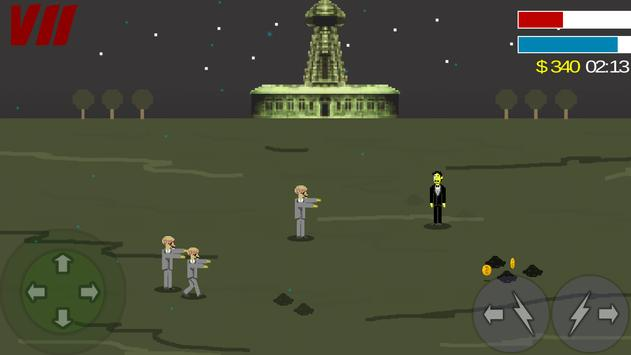 Tesla vs Zombies poster